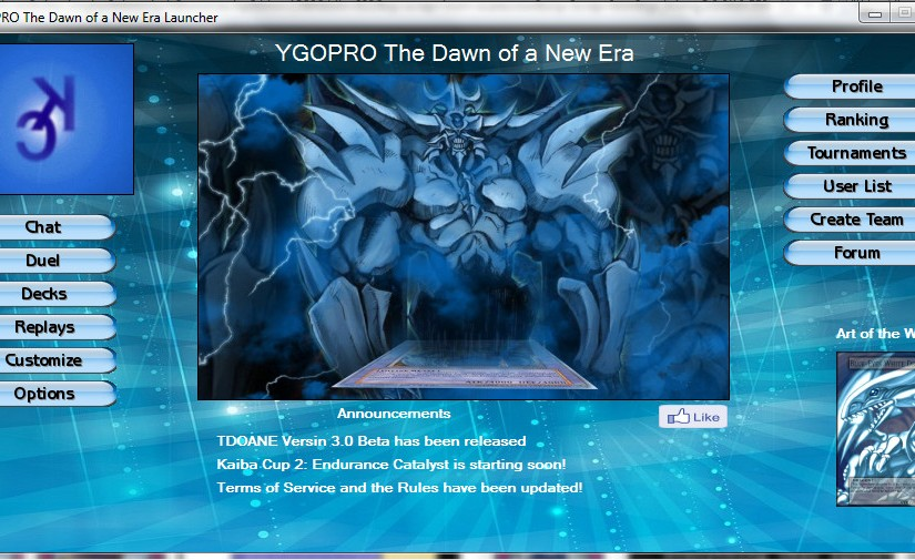 Indie Game Spotlight  Yu-Gi-Oh The Dawn of a New Era – Super Game Reviews 5f6010d44b8